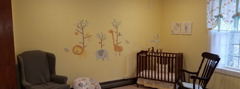 Our New Nursery!